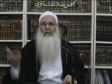 Cheikh Abou Chayma - Islamisme ? Classification des musulmans des gens exterieur à l'Islam.