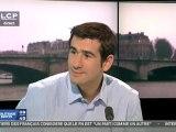 Benjamin Lancar, Président des Jeunes de l'UMP, dans Politique Matin