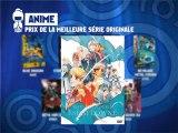Japan Expo Awards 2011 : sélection Anime