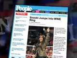 WrestleMania XXVII: John Morrison's workout before WrestleMania