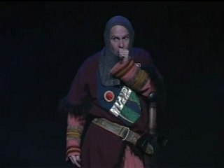 Benureau Le Chevalier Shakespearien