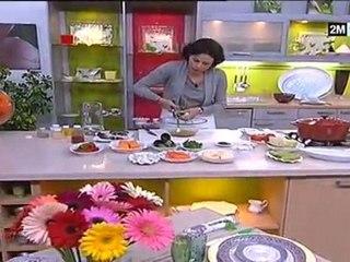 Couscous De Riz Au Poisson