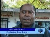 télé Pointe Noire: journal télévisé régional du 06/04/2011: association Formaide Pointe-Noire