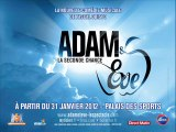 RTL 12 avril 2011 - Adam et Eve - Page Facebook Welcome with Paradispop