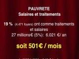 Riches et Pauvres entre Aix les Bains et Chambéry
