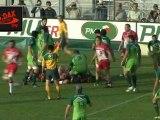 Résumé vidéo Section Paloise / U.S. Dax Rugby Landes