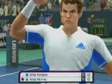 Virtua Tennis 4 - Sega - Trailer Kinect