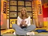 CBBC1 Afternoon Continuity with Ana (2000 or 2001?)