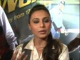 Rani Mukerji Trusts Cricketers More Than Bollywood Celebs - Bollywood News
