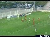 Le Mans fait match nul à Istres (Foot Ligue 2)