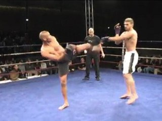 CONTENDERS 1: Karim MAMMAR vs Gael GRIMAUD