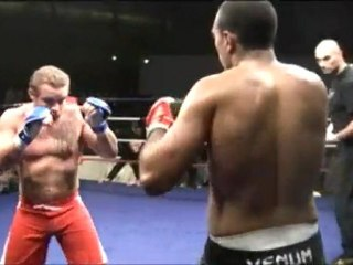 CONTENDERS 2 : Florian RICCIO vs Ahmed SULTAN