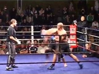 CONTENDERS 2 : Johan ROMMING vs Sébastien THIRION