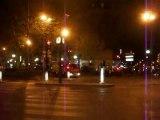 fourgon mixte bspp bd de port royal avenue des gobelins bd saint marcel    13 ème