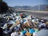 La Munnezza di Isola delle Femmine un disastro 12 aprile 2011