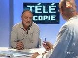 Téléscopie: Pascal Mancuso, MHR (12/04/11)