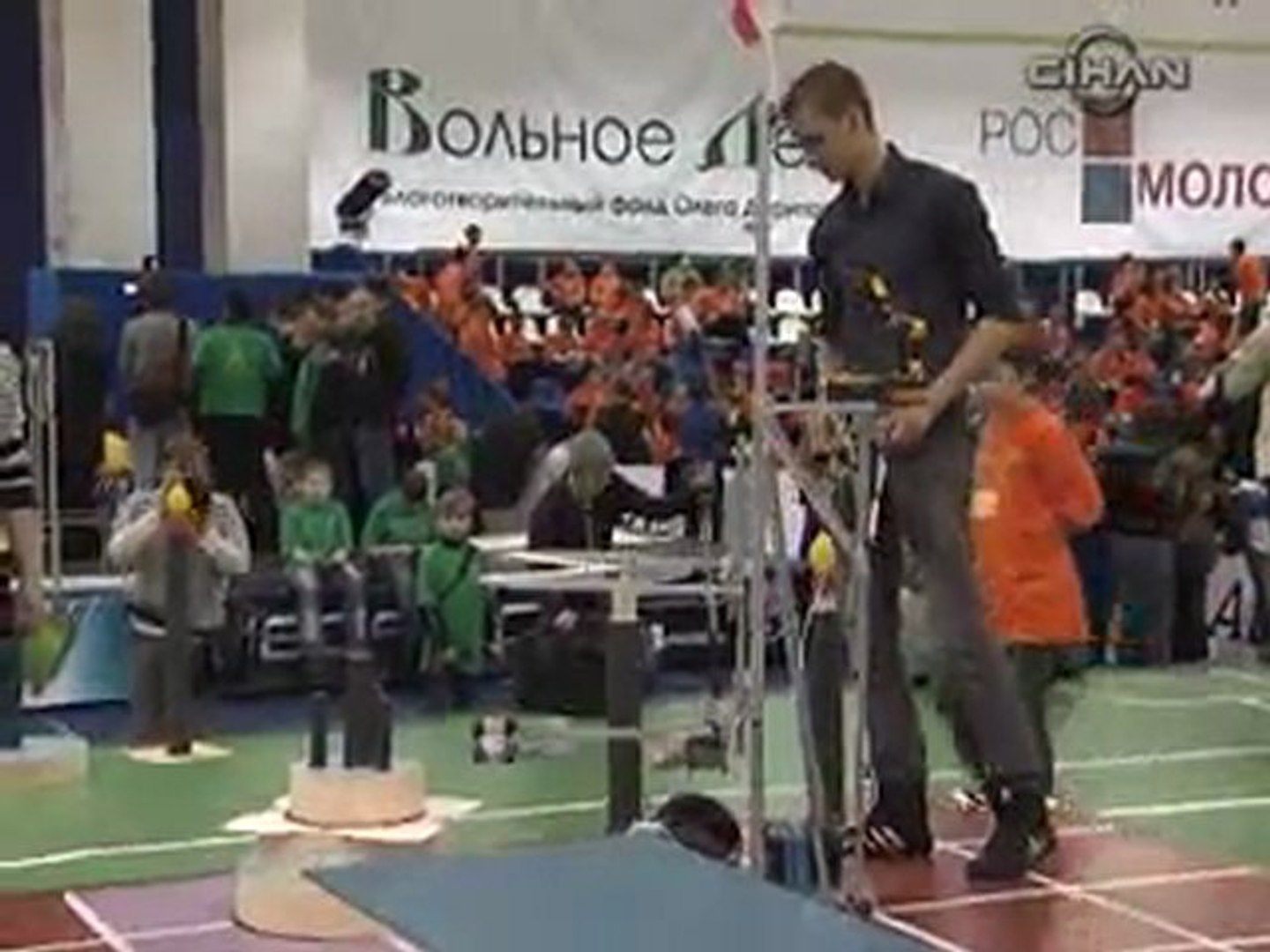 Moscow robots competition