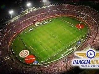 Imagens aéreas do Beira-Rio na final da Libertadores 2010