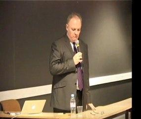 """U.P.R.""""ARTICLE 50 du traité de l'union européenne""""  le 22/01/2011 à Montpellier."""