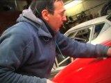Réparation carrosserie  - Ixelles - Province Bruxelles