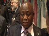 """Présentation du livre """"Regards sur la RDC"""" à l'Ambassade de la RDC à Bruxelles"""