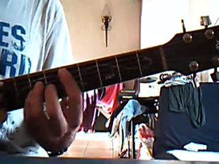 On a plain - Nirvana - Accords + cours Guitare
