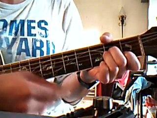 Visionnez les Cours Vidéo de Nathalie Mon Amour des JMJ - Oldelaf et Mr D - Accords + cours Guitare