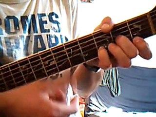 Mon voisin Totoro (tonari no totoro) - Accords + cours Guitare