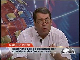 2011-04-16 Marinho Pinto declara que vai abster-se nas eleições