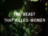 The Beast That Killed Women 1965
