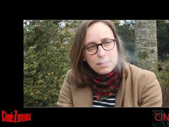 Interview de la réalisatrice Céline Sciamma
