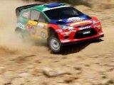 WRC Jordan 2011: Henning Solberg Shakedown