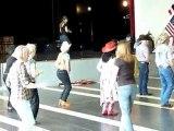 Stage Séverine Fillion au bal Country City 2011