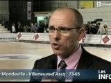 Mondeville bat Villeneuve-d'Ascq (Basket LFB)