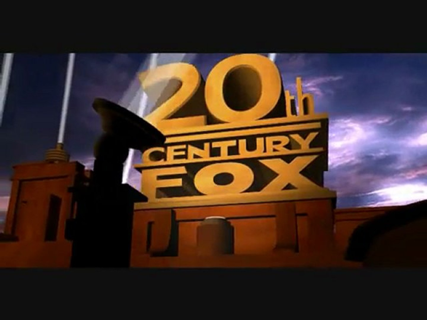 3D Max: 20th Century Fox Intro - Optimized & with Fanfare