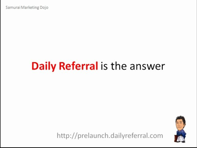 Daily Referral – Group Buying Revolution!