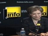 Françoise Chandernagor invitée de France Info culture