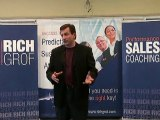 Sales Coaching - Dangers of Solution Based Selling