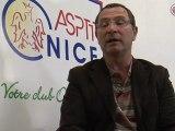 ASPTT NICE HANDBALL : L'entretien vérité de Claude Israël (1/2)