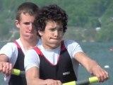 Championnats de France bateaux courts 2011