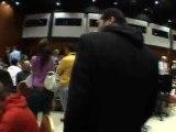 Tour des tables du day1B avec Eric Koskas