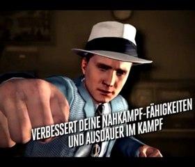 L.A. Noire - 'Dur à cuire' Pre-order Bonus de L.A. Noire