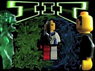 LEGOvsALIEN III:La revanche des aliens