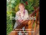 Maui HI Maui Island Portraits