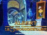 Générique ALBERT LE 5ÈME MOUSQUETAIRE [HD]