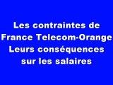 CFE-CGC/UNSA épisode 2 Sébastien Crozier explique les contraintes économiques de FT-Orange