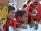 Foot - Champion's Cup : Les minots rêvent du Vélodrome