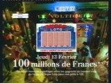 M6 10 Fevrier 1997-météo+fin 6 minutes Bordeaux-pub et 2 b.a