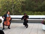 Yo-Yo Ma VS Lil Buck par Spike Jonze [Art Street Mashup]