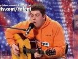 Michael Collings - nouvelle star Britains Got Talent 2011